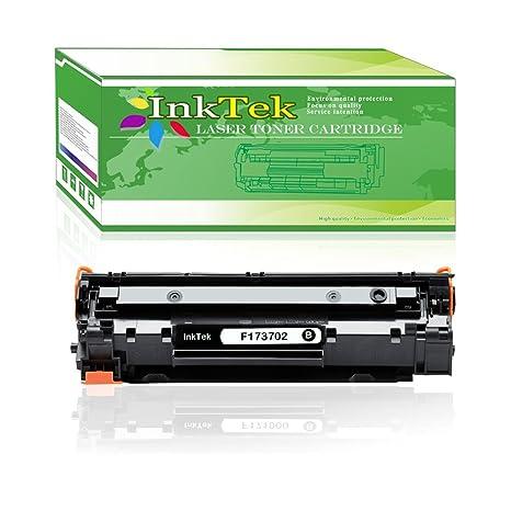 Amazon.com: InkTek - Cartucho de tóner para impresora Canon ...