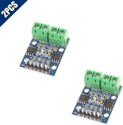 5PCS L9110 L9110S 2-Channel Dual Motor Driver Controller Module