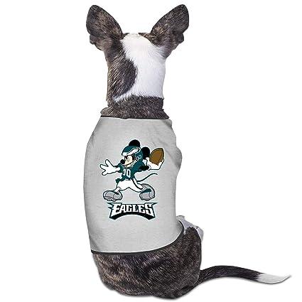 pretty nice 86dfe 8759f Amazon.com : Aoskin Philadelphia Eagles Classic Dog Clothing ...