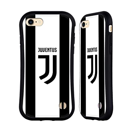 new product dfb56 08689 Official Juventus Football Club Home 2018/19 Race Kit Hybrid Case for  iPhone 7 / iPhone 8