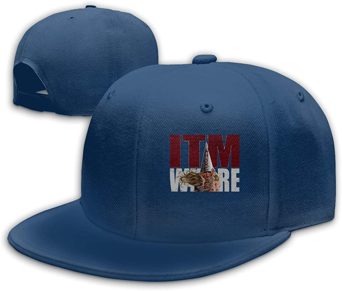in This Moment Maria Brink Whore Adjustable Denim Hats