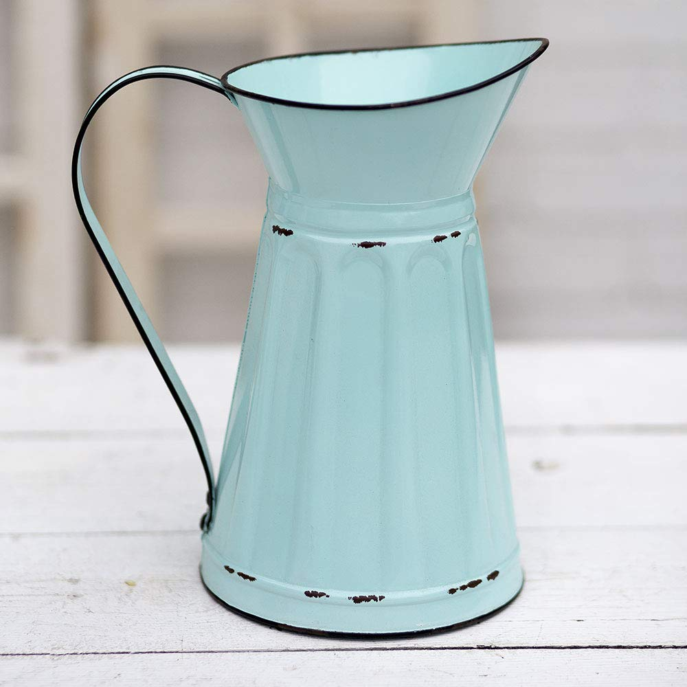 CTW Home Collection Medium Metal Pitcher by CTW Home Collection