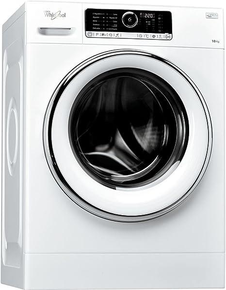 Whirlpool FSCR10425 Independiente Carga frontal 10kg 1400RPM A+++ ...