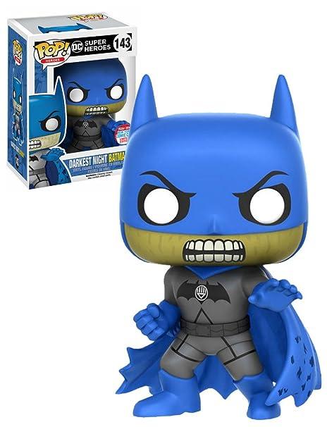 Darkest 10cm Dc Night Batman Funko Figurine Pop 2016 Comics Nycc WxeCBrdo