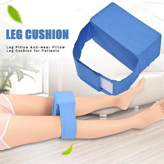 Almohada de rodilla para dormir de lado: duerma mejor con ...