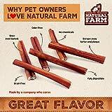 Natural Farm 7-Inch Bully Sticks