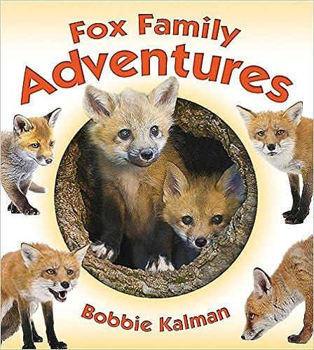 Fox Family Adventures (Animal Family Adventures)