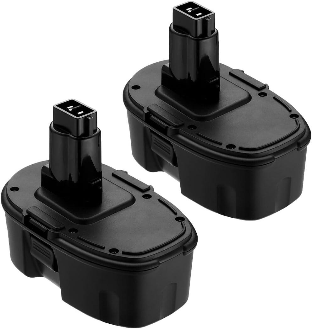 DC9096 Replace for Dewalt 18v XRP Battery 3.0Ah NIMH DC9099 DC9098 DW9099 Tools