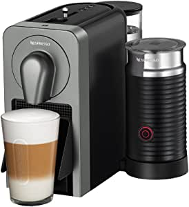 Turmix tx290 Prodigio & Milk Titanium Titan Nespresso Bluetooth ...