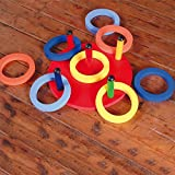 Kids Foam Ring Toss Set