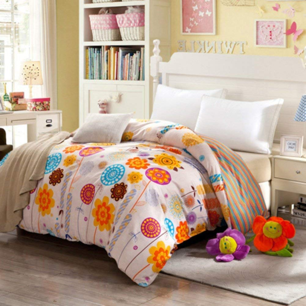 Lingyuansale ベッドの裏地の綿のキルトカバーシングルピースカバー、シングルダブルベッドの項目 柔らかい毛布 (Color : 150x210cm(59x83inch), サイズ : O) B07QYY1PSR