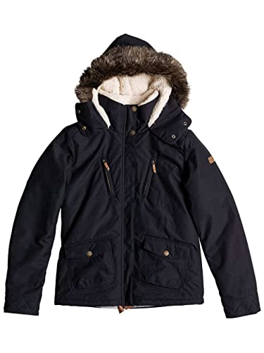 Roxy Darcy Women's Jacket True Black L