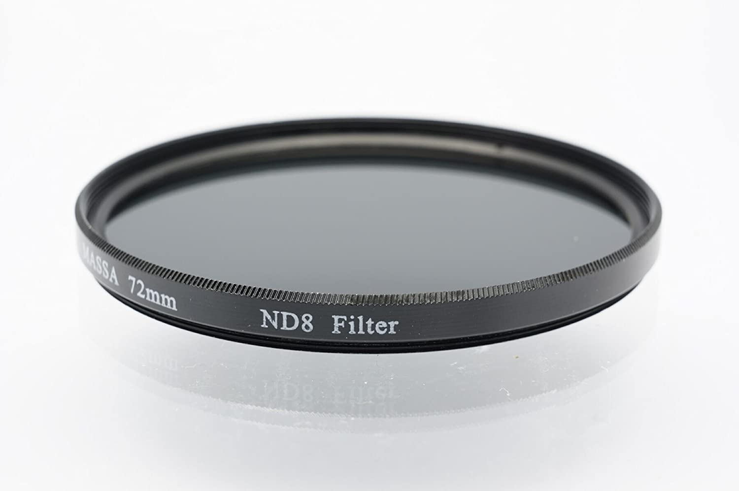 Massa 72mm Neutral Density ND8 Filter for Canon EF-S 15-85mm f//3.5-5.6 IS USM