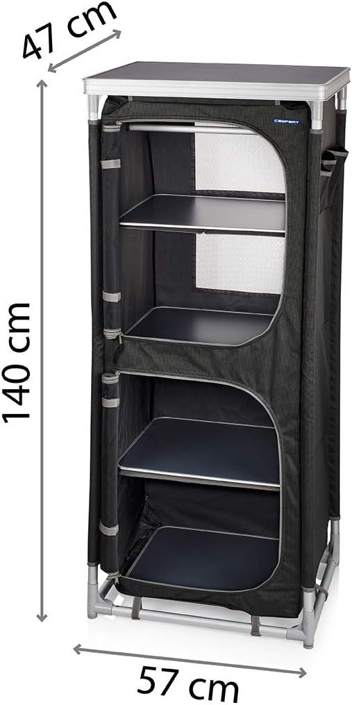 CAMPART Travel CU-0720 Camping Paris, Cuatro Compartimentos ...