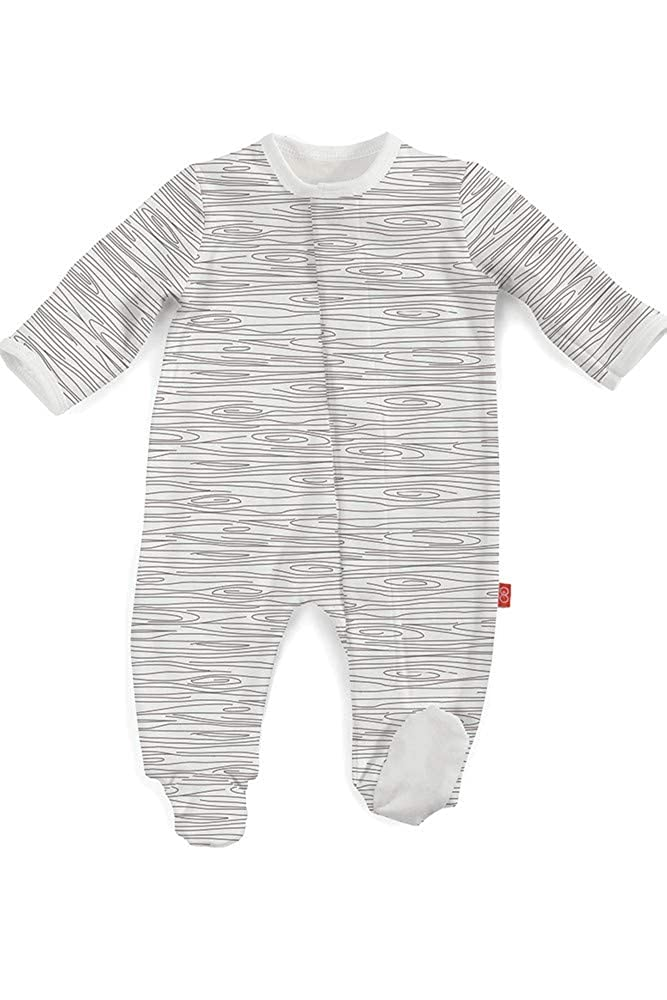 Magnificent Baby Magnetic Me Organic Cotton Footie