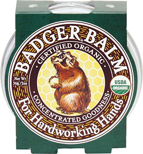 Badger Healing Hand Balm - 2oz Tin (2 Pack)