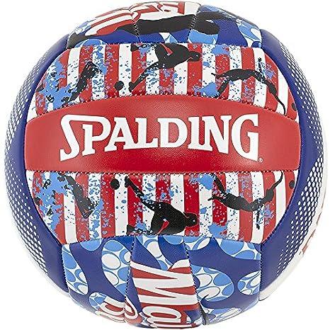 Spalding Ball Beachvolley Malibu 72-322Z - Balón de voleibol para ...
