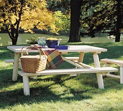 Table, Log Picnic