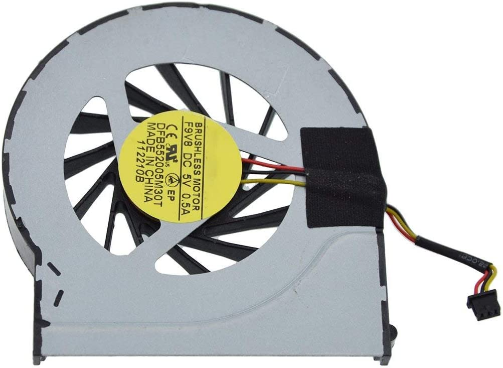 New Laptop CPU Cooling Fan for HP Pavilion DV6-3000 DV6T-3000 dv6-3163cl dv6- dv7t-4100 CTO dv7-4000