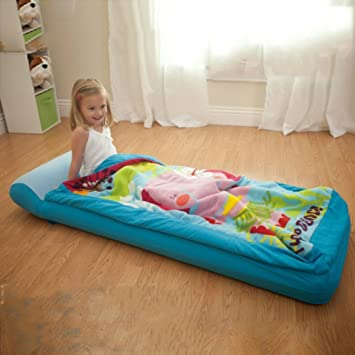 ONETWO Colchón Inflable Para Niños,Cama Individual Aire Espesar ...