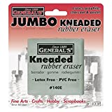 General Pencil 638795 Jumbo Kneaded Rubber Eraser (1)
