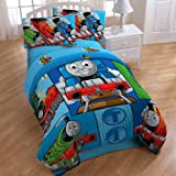 Thomas the Train 4pc Twin Bedding Set