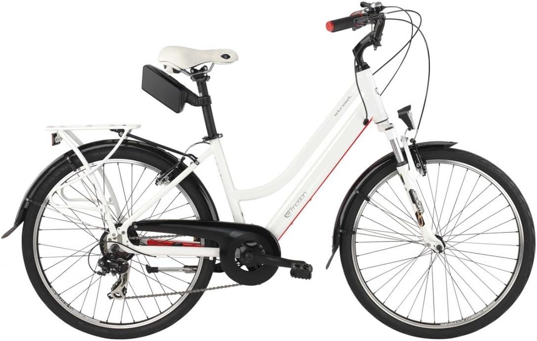 Bicicleta eléctrica BH EASYGO STREET 2016-M: Amazon.es: Deportes y ...