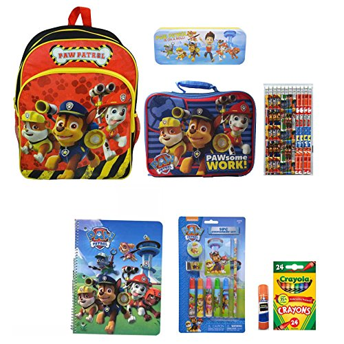 Paw Patrol Backpack School Supply product image