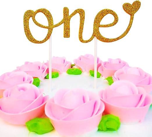 Amazon.com: NUEVO diseño hecho a mano decoración para tarta ...