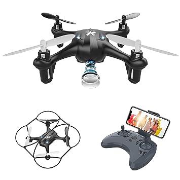 ATOYX Mini Drone con Cámara para Niños , AT-96 RC Quadcopter con ...