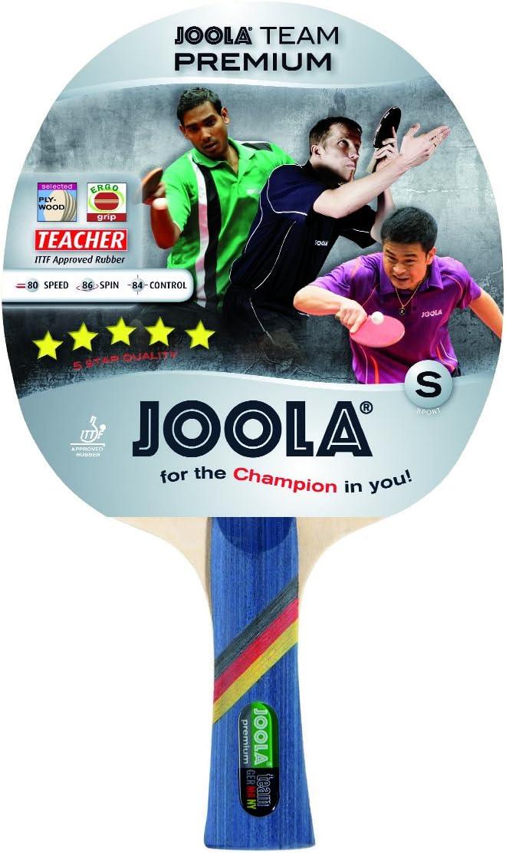 JOOLA Team Premium Raqueta de Tenis de Mesa