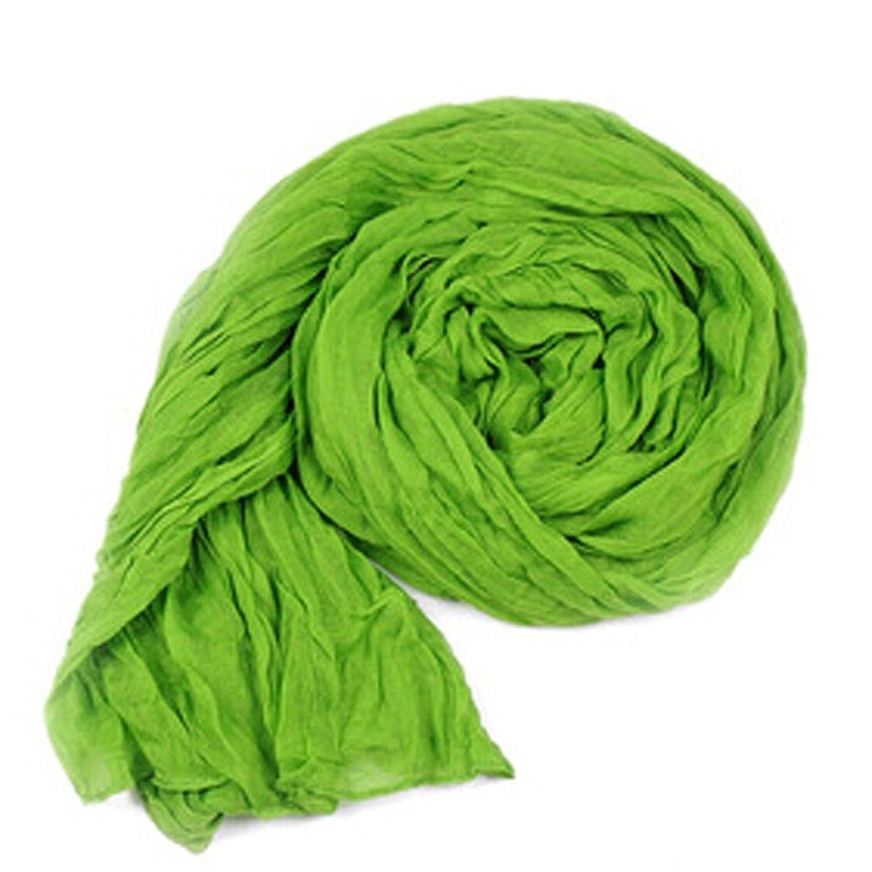 Écharpe Femmes, Amlaiworld Écharpe de couleurs pures de sucrerie Châle écharpe Longues écharpes molles de pli