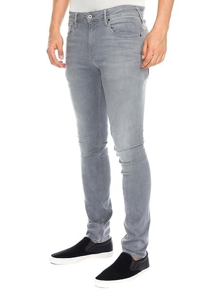 Pepe Jeans Nickel, Pantalones Vaqueros Delgados para Hombre ...