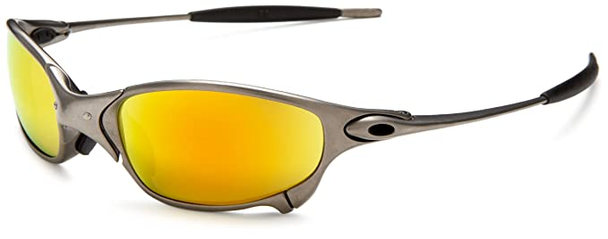 oakley sunglasses juliet  Amazon.com: Oakley Men\u0027s Juliet Iridium Sunglasses,Plasma Frame ...