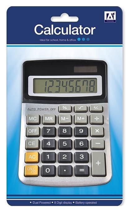 Anker International Stationary - Calculadora de mesa (: Amazon.es ...