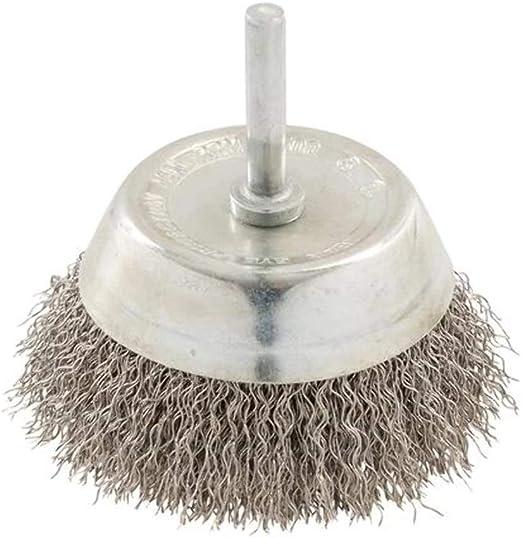 Silverline 529311 Brosse /à boisseau 50 mm
