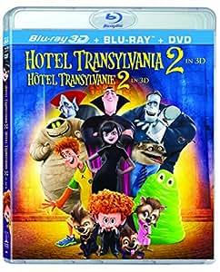 Hotel Transylvania 2 3D Bilingual [Blu-ray]