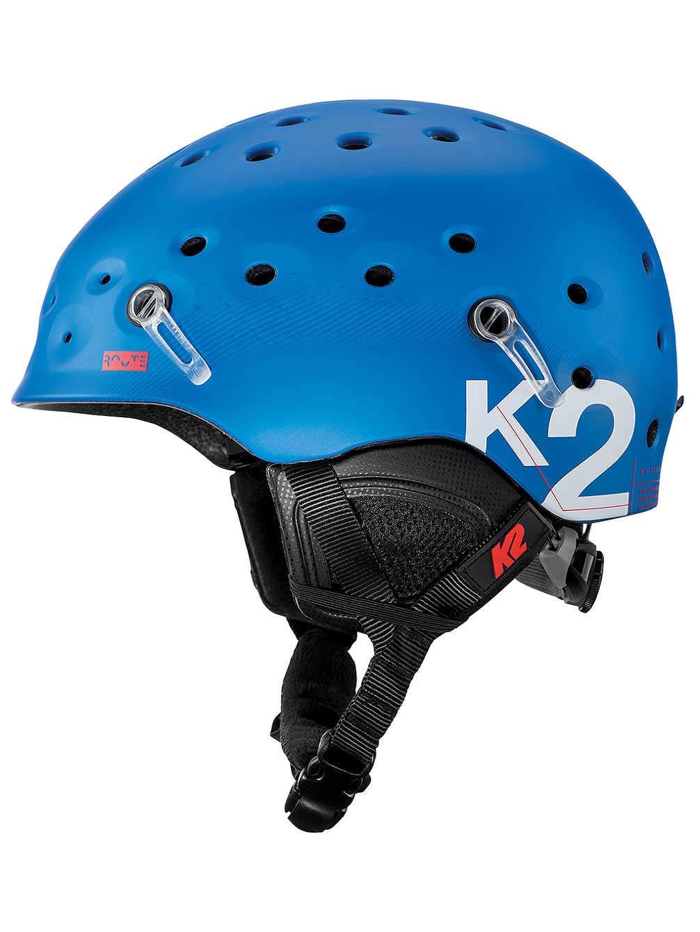 K2/Route Casque de Ski Blue