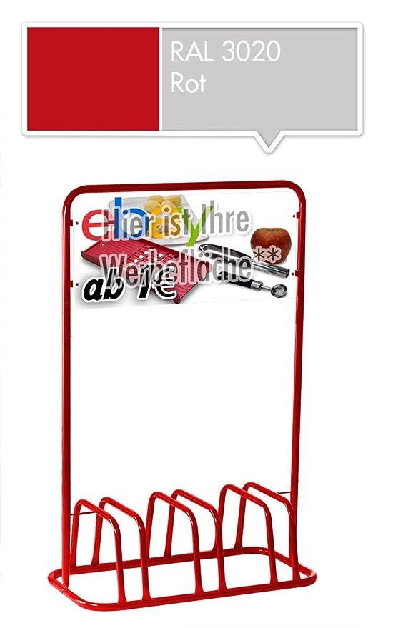 3 De Publicidad bicicleta soporte con/Soporte Para Bicicleta ...