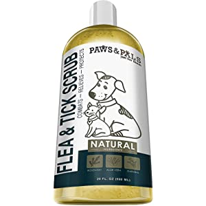 Paws & Pals Flea and Tick Shampoo-Conditioner