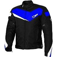 JET Chaqueta Moto Ciclomotor Hombre Textil con Protecciones