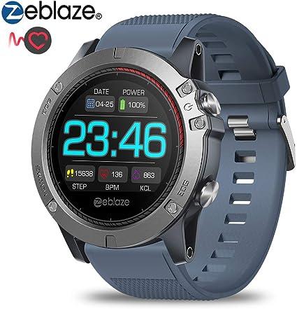 Zeblaze Vibe 3 ECG Smart Watch IP67 Rastreador de Ejercicios a ...