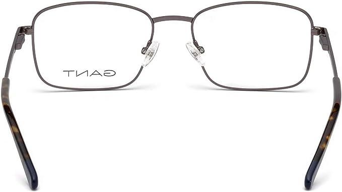Eyeglasses Gant GA 3170 009 matte gunmetal