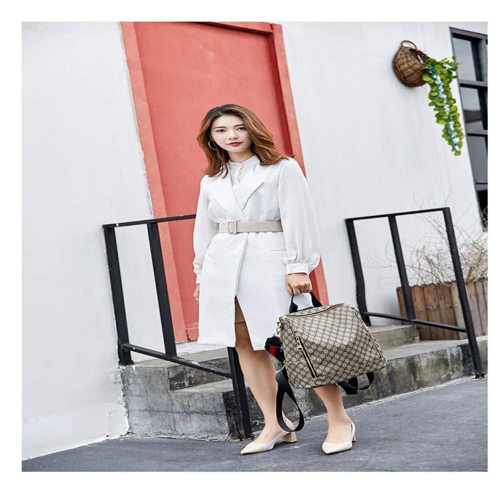 LFGCL Bags womenBackpack Rucksack mit gro/ßer Kapazit/ät und leichtem Druck urban Casual Handbag