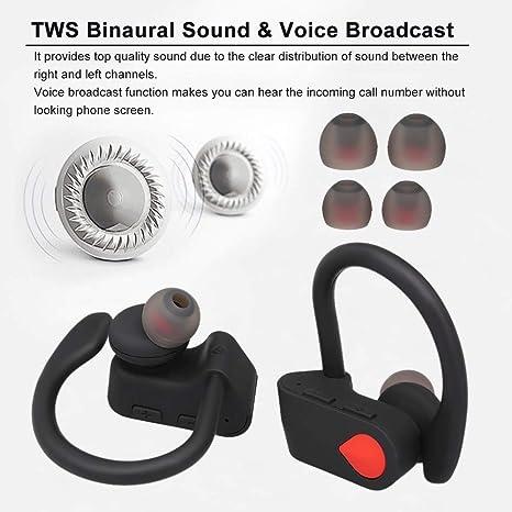 Godyluck LY 20 Auriculares inalámbricos TWS con micrófono A
