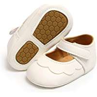 KaKaKiKi Baby-Girls Flower Dress Shoes
