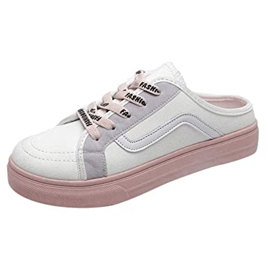 sneaker di tela per donna