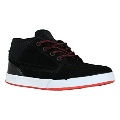 Globe Skateboard Shoes Duncome The Bender S2 Black/red Size 12