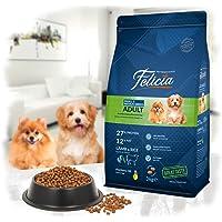 Felicia Kuzulu Küçük/Orta Irk Yetişkin Köpek Maması 3 kg