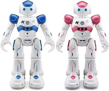 Elegar - Robot con Mando a Distancia JJRC, Divertido Juego de Robots para programar música, Baile, Brazo Columpio, humanoide, Juguetes, Regalo para niños: Amazon.es: Juguetes y juegos